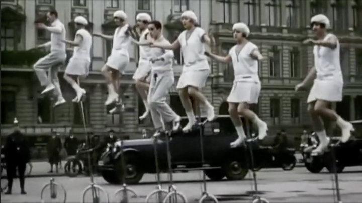 """""""Roaring Twenties"""" Musik: Ouvertüre aus dem Musical """"Gypsy"""" von Jule Styne"""